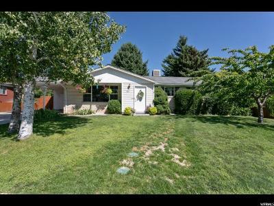 Layton UT Single Family Home For Sale: $280,000