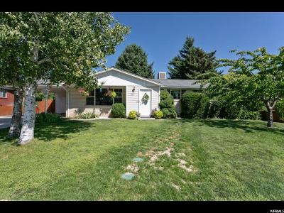 Davis County Single Family Home For Sale: 1086 N 350 W
