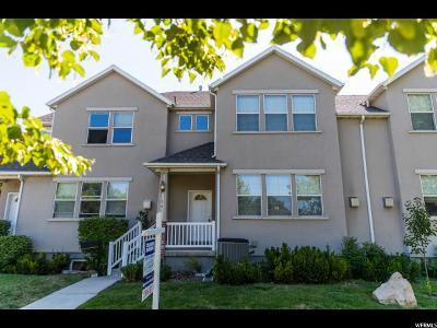Salt Lake County Townhouse For Sale: 661 S 500 E