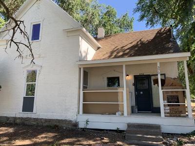 Payson Single Family Home For Sale: 370 E 300 S