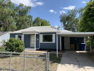 Salt Lake City Single Family Home For Sale: 1313 W 1300 S