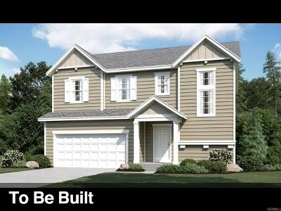 Saratoga Springs Single Family Home For Sale: 2042 N Elderberry Dr #211