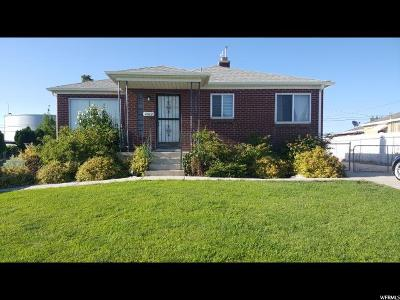 Weber County Single Family Home For Sale: 2412 W 5225 S