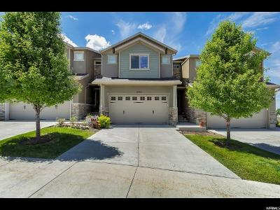 Herriman Townhouse For Sale: 14462 S Edgemere Dr W
