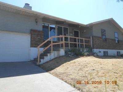 Orem Single Family Home For Sale: 301 S 1015 W