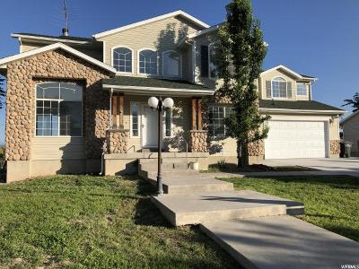 West Jordan Single Family Home For Sale: 4477 W Ripple Dr