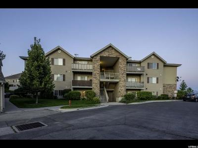 Lehi Condo For Sale: 1430 W Westbury Way #J