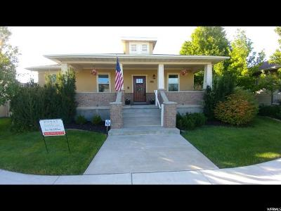 South Jordan Single Family Home For Sale: 5032 W Topcrest Dr