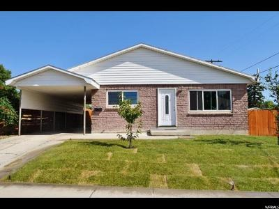 Price Single Family Home For Sale: 839 E 800 N