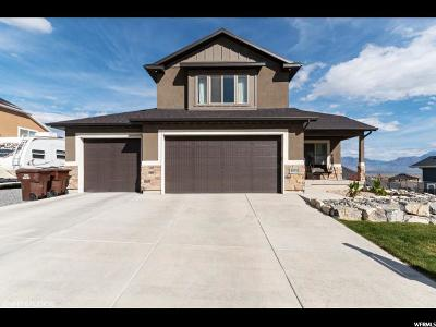 Eagle Mountain Single Family Home For Sale: 3777 E Hollow Crest Dr N