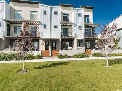 Herriman Townhouse For Sale: 12699 S Rodwell Ct