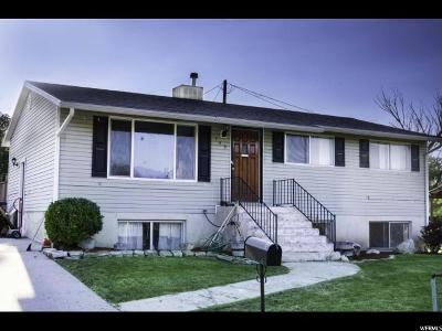 Payson Single Family Home For Sale: 549 N 750 E