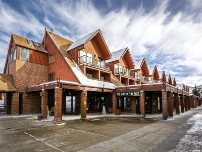 Park City Condo For Sale: 1415 Lowell Ave #358