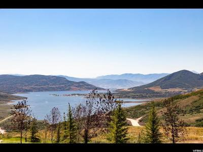 Wasatch County Residential Lots & Land Under Contract: 13865 N Deer Canyon Dr
