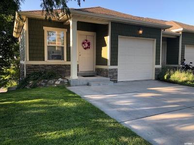 Herriman Townhouse Under Contract: 5066 W Rock Butte Rd