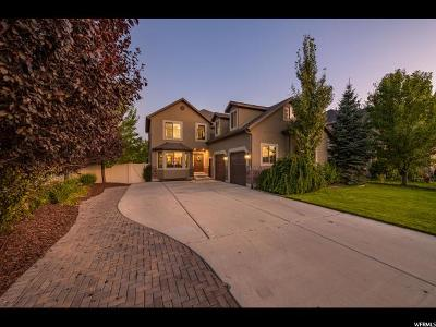Lehi Single Family Home For Sale: 691 W 1875 S