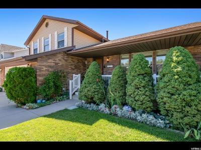 Sandy Single Family Home For Sale: 1624 E Wood Glen Rd S