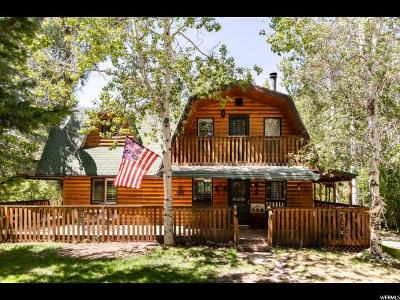 Wasatch County Single Family Home For Sale: 6430 S Hwy 40 E
