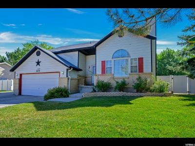 West Jordan Single Family Home For Sale: 8959 S 1240 W