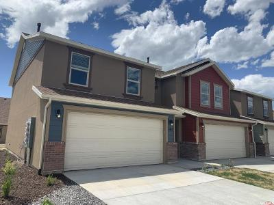 Spanish Fork Townhouse For Sale: 589 S Parkview Ln #613