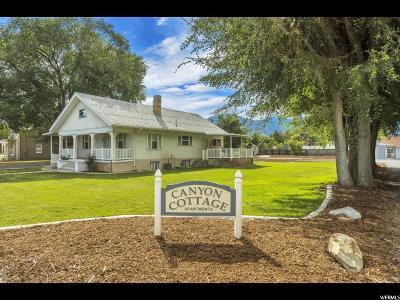 Spanish Fork Multi Family Home For Sale: 42 E 300 S