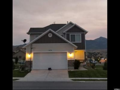 West Jordan Single Family Home For Sale: 6476 S Dusky Dr W
