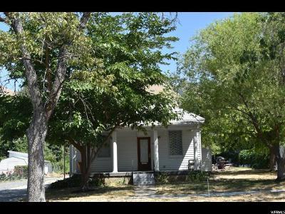 Single Family Home For Sale: 138 N 200 E