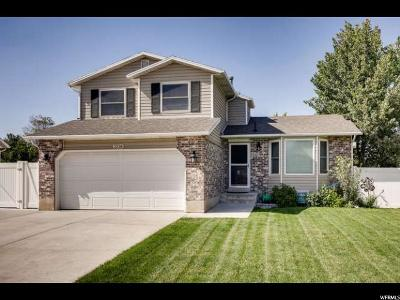 Riverton Single Family Home For Sale: 2534 W 12820 S