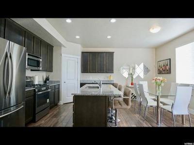 Herriman Townhouse For Sale: 14317 S Meadow Rose Dr. W
