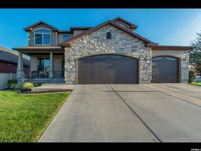 South Jordan Single Family Home For Sale: 3923 W Coastal Dune Dr S