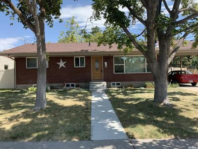 Orem Single Family Home For Sale: 765 S 100 W