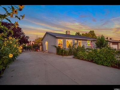 Salt Lake County Single Family Home For Sale: 6357 S 4015 W