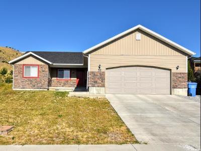 Single Family Home For Sale: 52 S 1150 E