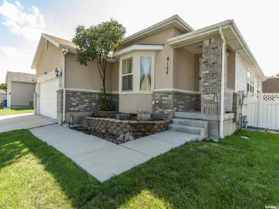 Salt Lake County Single Family Home For Sale: 6134 Karos Cir