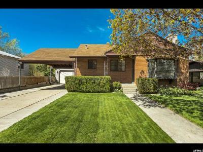 Spanish Fork Single Family Home For Sale: 260 S 600 E