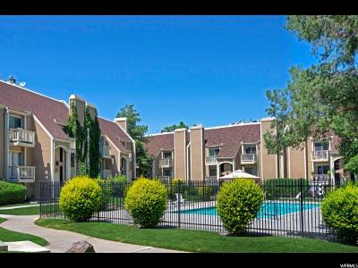Murray Condo For Sale: 440 E Creekside Cir S #B