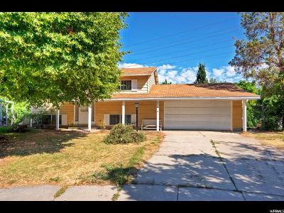 Sandy Single Family Home For Sale: 8210 S Valencia Pl E