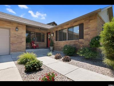 Lehi Single Family Home For Sale: 1097 W 1800 N