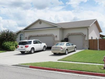 Single Family Home For Sale: 1246 W 710 S