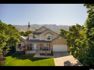 Layton Single Family Home For Sale: 1519 N 2240 E