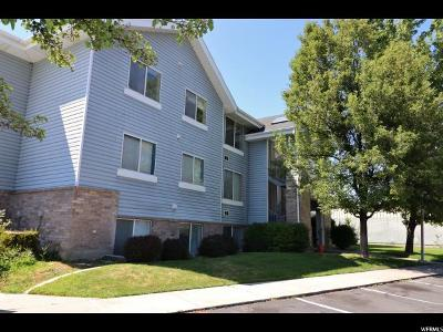 Provo Condo For Sale: 1533 N Riverside Ave Ave #35