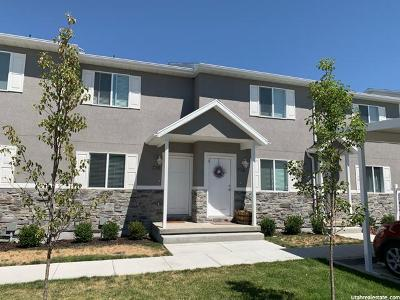 Tooele County Condo For Sale: 734 W Ry Ln S