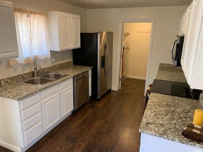 Tooele County Single Family Home For Sale: 754 W Van Dyke Way S