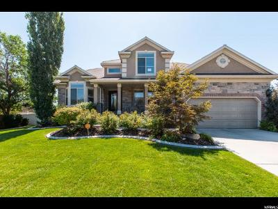 South Jordan Single Family Home Under Contract: 1313 W Skyscape Way