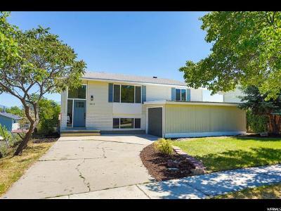 Salt Lake County Single Family Home For Sale: 4917 S Greentree Way W