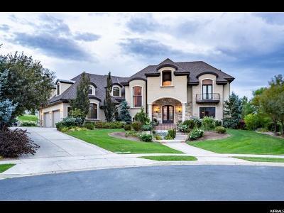 Alpine Single Family Home For Sale: 681 S Pheasant Ridge Cir
