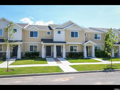 Saratoga Springs Townhouse For Sale: 87 E Legacy 545 #1027