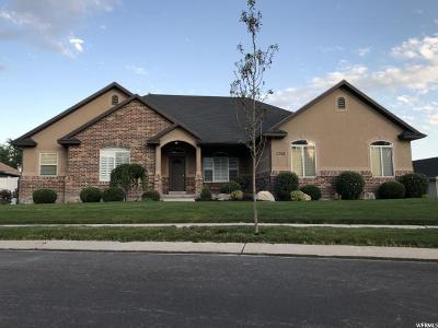 South Jordan Single Family Home For Sale: 11368 S Palisade Rim Dr