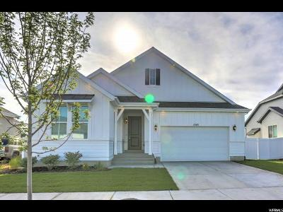Provo Single Family Home For Sale: 1343 N 3350 W
