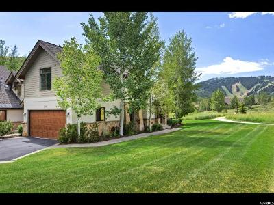 Park City UT Townhouse For Sale: $1,625,000